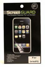 6-pakning Skjermbeskyttelse HTC One Max
