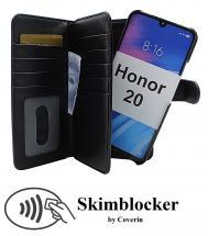 Skimblocker XL Magnet Wallet Honor 20