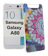 TPU Designdeksel Samsung Galaxy A80 (A805F/DS)