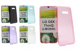 TPU-deksel for LG G8X ThinQ (LMG850)