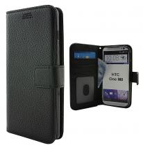 New Standcase Wallet HTC One (M8)