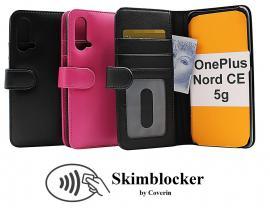 Skimblocker Lommebok-etui OnePlus Nord CE 5G