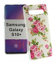 TPU Designdeksel Samsung Galaxy S10+ (G975F)