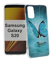 TPU Designdeksel Samsung Galaxy S20 (G980F)