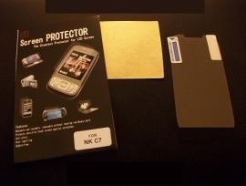 Nokia C7 Skjermbeskyttelse