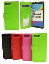 Lommebok-etui Huawei Y6 2018