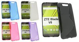 S-Line Deksel ZTE Blade V8