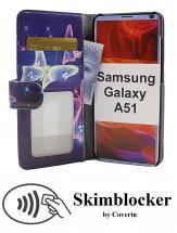 Skimblocker Designwallet Samsung Galaxy A51 (A515F/DS)