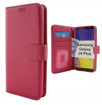 New Standcase Wallet Samsung Galaxy J4 Plus / J4+ (J415FN/DS)