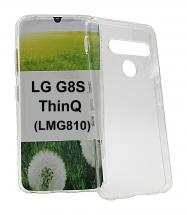 TPU-deksel for LG G8s ThinQ (LMG810)