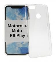 TPU-deksel for Motorola Moto E6 Play