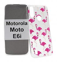 TPU Designdeksel Motorola Moto E6i