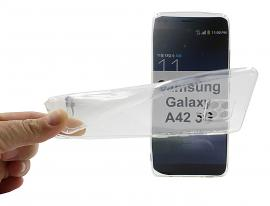Ultra Thin TPU Deksel Samsung Galaxy A42 5G