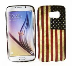 TPU Designdeksel Samsung Galaxy S6 (SM-G920F)