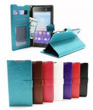 Crazy Horse Wallet Sony Xperia M5 (E5603)