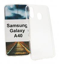 TPU Deksel Samsung Galaxy A40 (A405FN/DS)