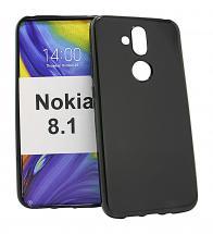 TPU-deksel for Nokia 8.1