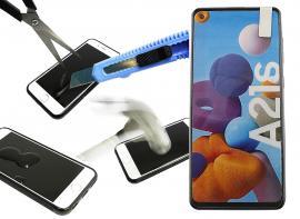 Skjermbeskyttelse av glass Samsung Galaxy A21s (A217F/DS)