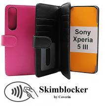 Skimblocker XL Wallet Sony Xperia 5 III (XQ-BQ52)