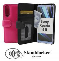 Skimblocker Lommebok-etui Sony Xperia 5 II (XQ-AS52)
