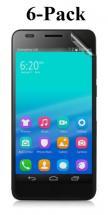 6-pakning Skjermbeskyttelse Huawei Y5 (Y560)