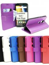 Standcase Wallet Lenovo Motorola Moto G4 / G4 Plus