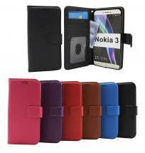 Standcase Wallet Nokia 3 (TA-1032)