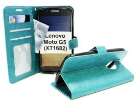 Crazy Horse Wallet Lenovo Moto G5 (XT1682)