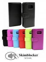Skimblocker Lommebok-etui Samsung Galaxy S7 (G930F)