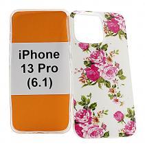 TPU Designdeksel iPhone 13 Pro (6.1)