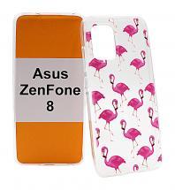 TPU Designdeksel Asus ZenFone 8 (ZS590KS)