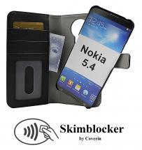 Skimblocker Magnet Wallet Nokia 5.4