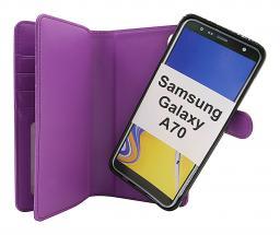 Skimblocker XL Magnet Wallet Samsung Galaxy A70 (A705F/DS)