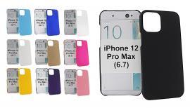 Hardcase Deksel iPhone 12 Pro Max (6.7)