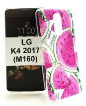 TPU Designdeksel LG K4 2017 (M160)