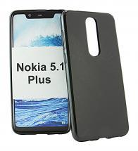 TPU-deksel for Nokia 5.1 Plus