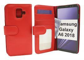 Lommebok-etui Samsung Galaxy A6 2018 (A600FN/DS)