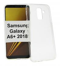 TPU Deksel Samsung Galaxy A6+ / A6 Plus 2018 (A605FN/DS)