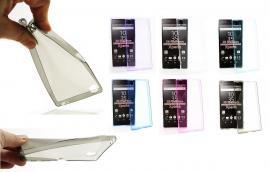 Ultra Thin TPU Deksel Sony Xperia Z5 Premium (E6853)