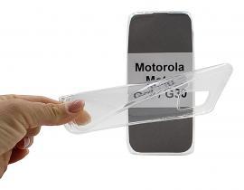 Ultra Thin TPU Deksel Motorola Moto G20 / Moto G30