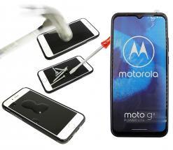 Full Frame Skjermbeskyttelse av glass Motorola Moto G8 Power Lite