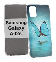 TPU Designdeksel Samsung Galaxy A02s (A025G/DS)