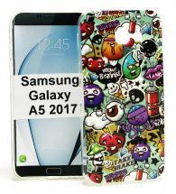 TPU Designdeksel Samsung Galaxy A5 2017 (A520F)