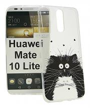 TPU Designdeksel Huawei Mate 10 Lite
