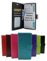 Crazy Horse Wallet Xiaomi Redmi Note 9s / Note 9 Pro