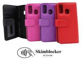 Skimblocker Lommebok-etui Samsung Galaxy A40 (A405FN/DS)