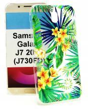 TPU Designdeksel Samsung Galaxy J7 2017 (J730FD)