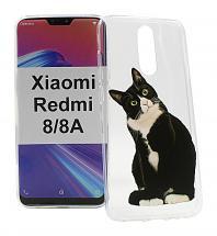 TPU Designdeksel Xiaomi Redmi 8/8A
