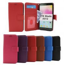New Standcase Wallet ZTE Blade A512