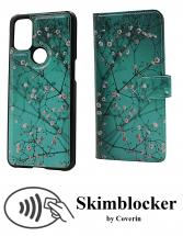 Skimblocker Magnet Designwallet OnePlus Nord N10